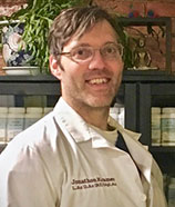Jonathon Kramer, L.Ac., is a Board Certified and Licensed Acupuncturist in Saratoga Springs, NY.