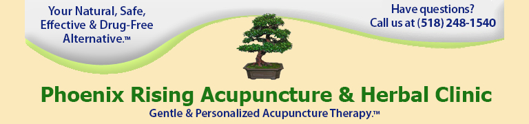 Phoenix Rising Acupuncture & Herbal Clinic